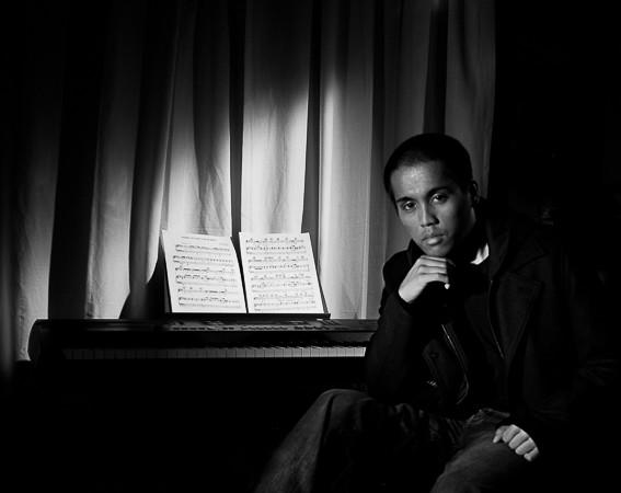 Portraiture Las Vegas - PJ Soriano
