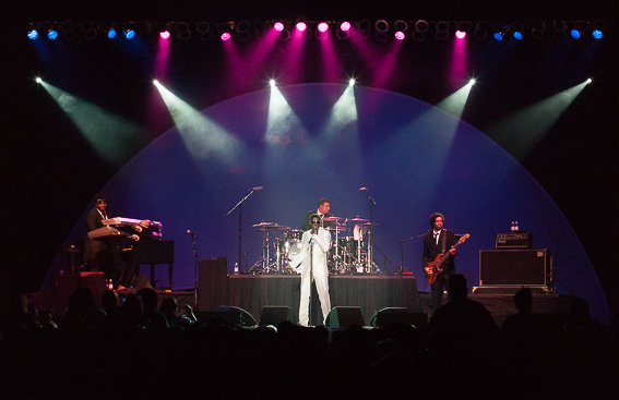 Las Vegas Concert Photography - Babyface