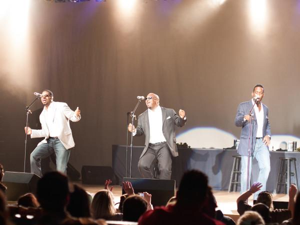 Concerts: Boyz II Men