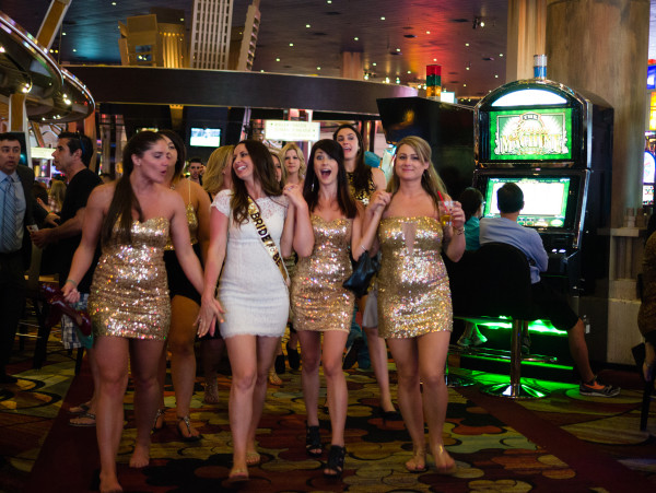 Bachelorette Party – A Walk Through the Casino