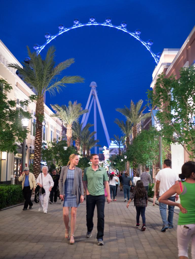 The High Roller - Las Vegas, Nv