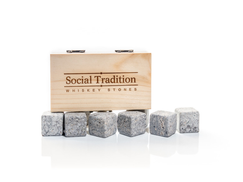 Whiskey Stones – Product Photography Las Vegas