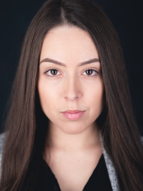 Cindy's Headshot – A good theatrical headshot has stopping power, can convey emotion and personality.
